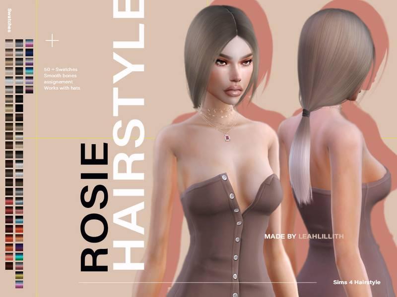Прическа - Rosie Hairstyle