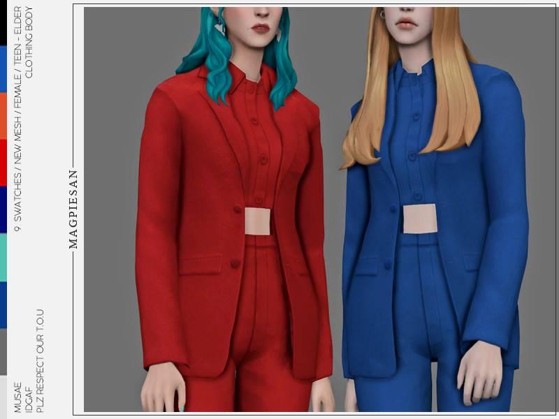 Женский костюм - Colorful Suits