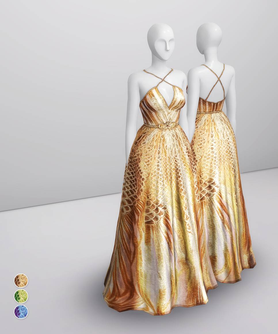 Платье - SS 2020 Couture Collection I _2