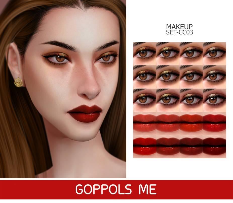 Набор косметики - MAKEUP SET CC03