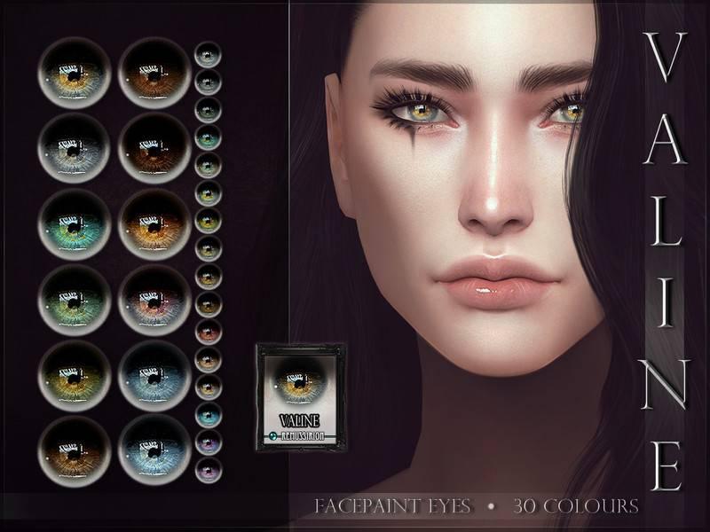 Линзы - Valine Eyes