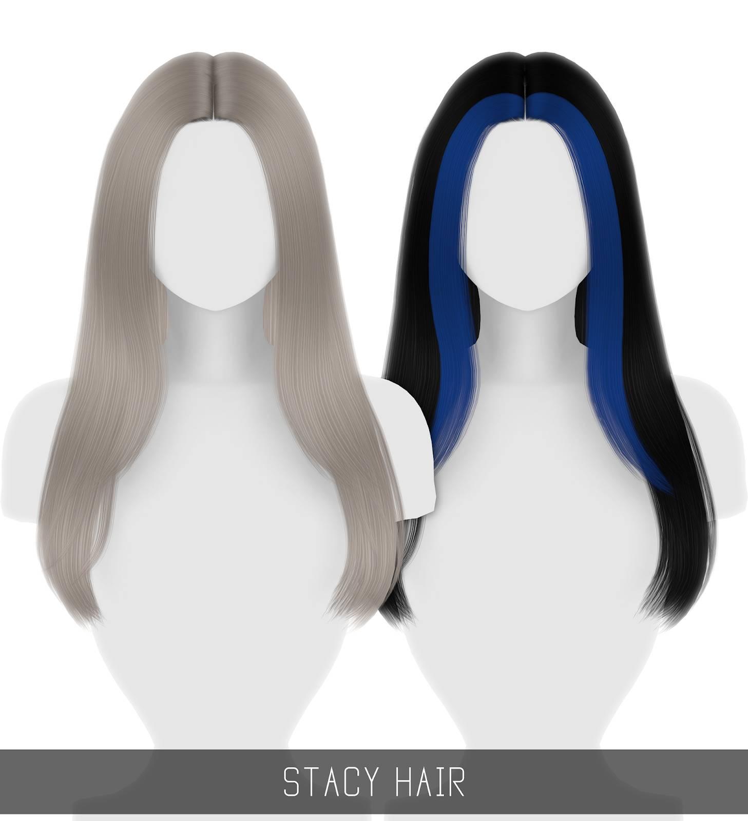 Женская прическа - STACY HAIR