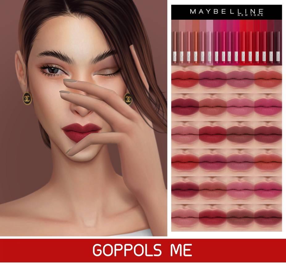 Помада - Maybelline Super Stay Ink Crayon