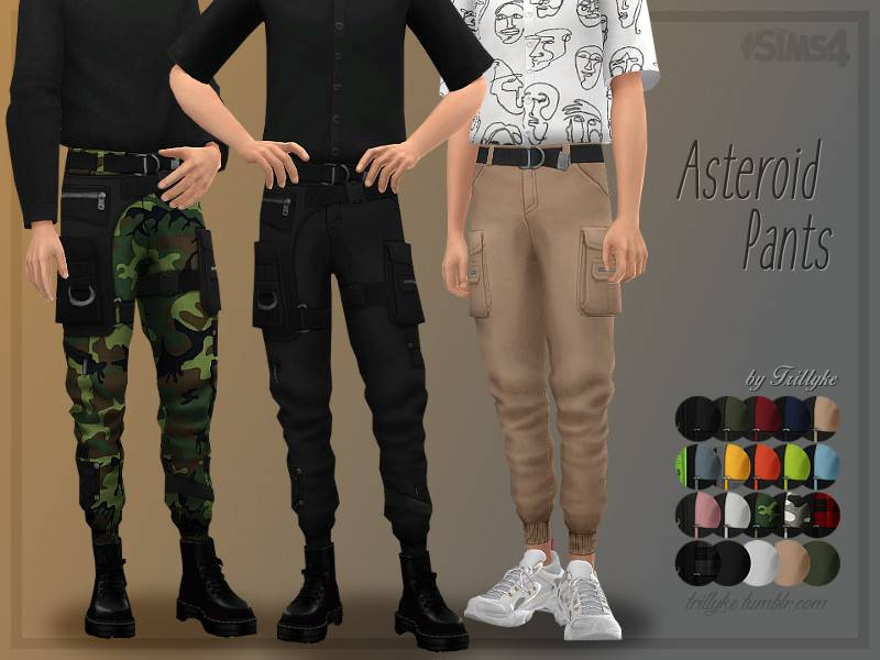Штаны - Asteroid Pants