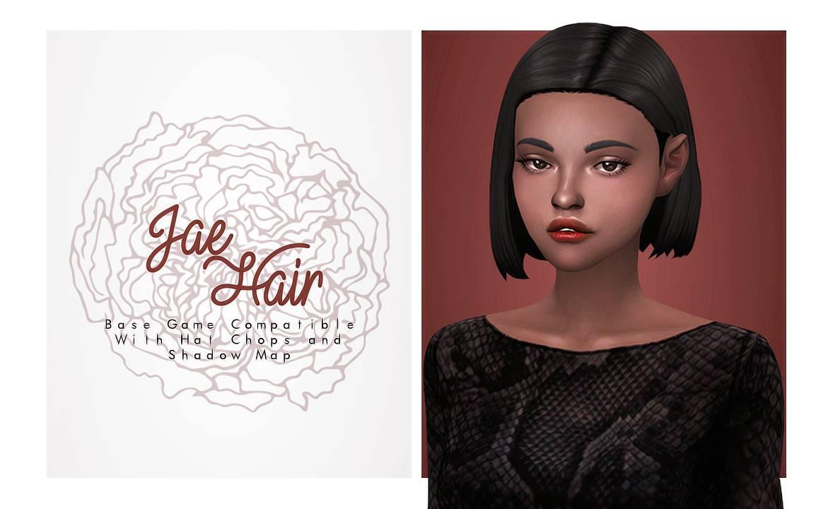 Женская прическа - Jae Hair