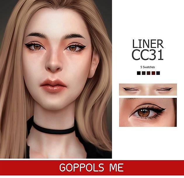 Подводка для глаз - Liner cc31