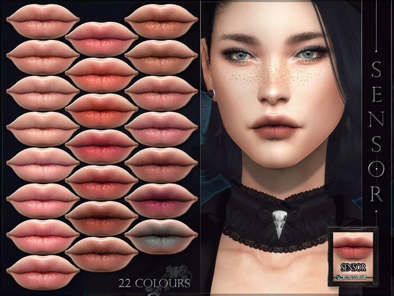 Помада - Sensor Lipstick