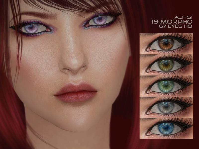 Линзы - Eyes 19 HQ