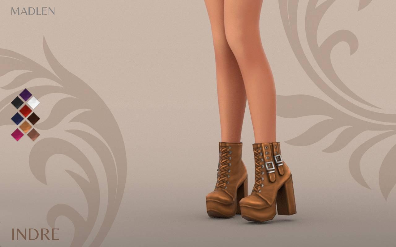 Ботинки - Indre Boots