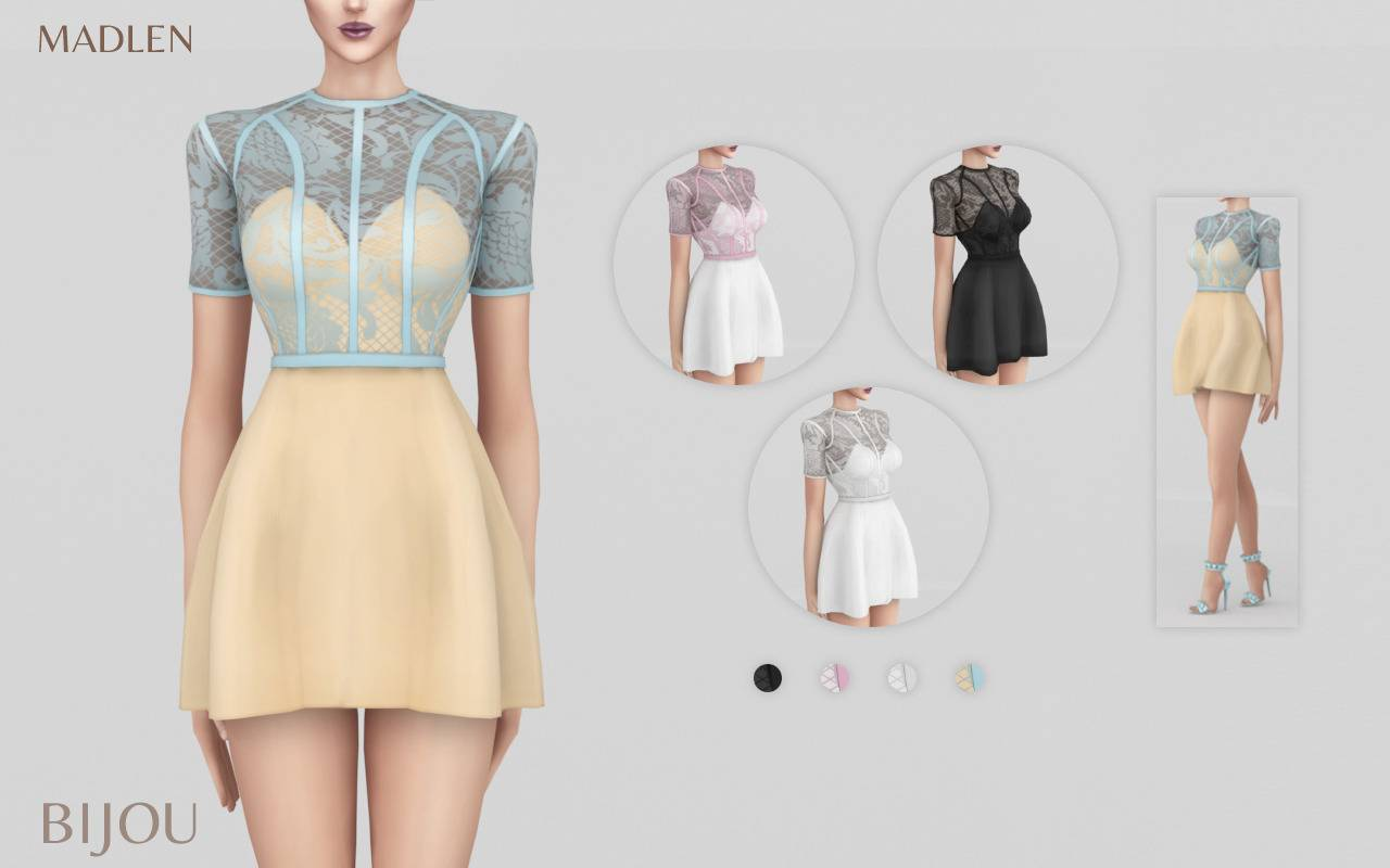 Платье - Bijou Dress