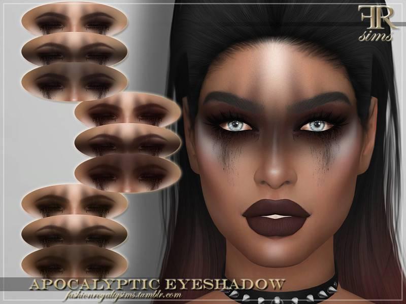 Макияж глаз - FRS Apocalyptic Eyeshadow