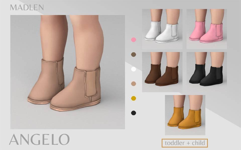 Угги - Angelo Boots