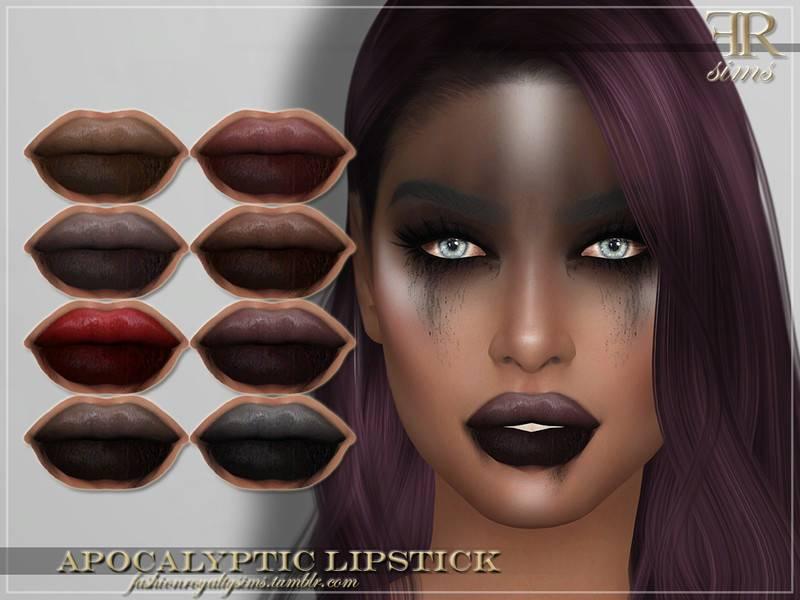 Макияж губ - FRS Apocalyptic Lipstick