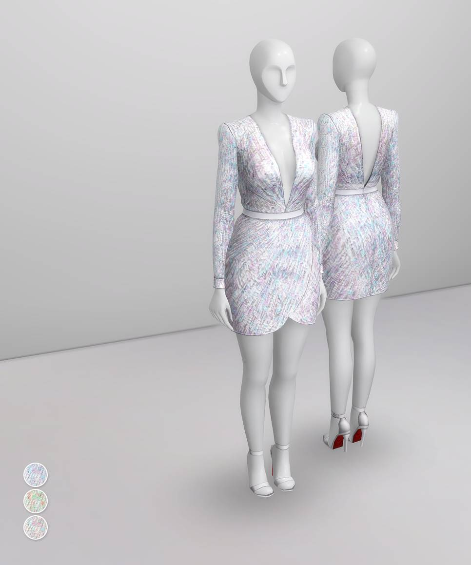 Платье - SS 2019 Haute Couture Collection I 2
