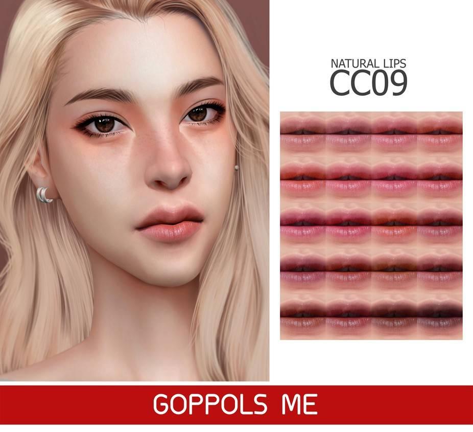 Помада - Natural Lips CC9
