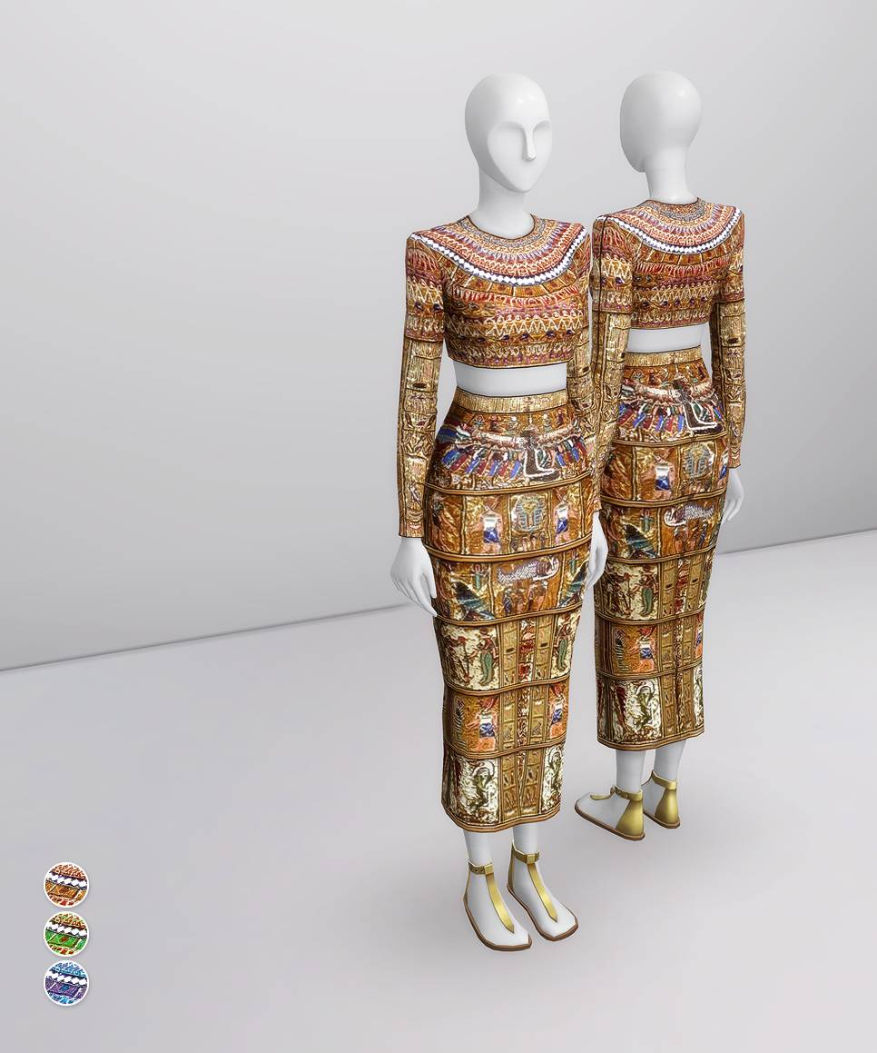 Костюм - SS 2020 Couture Collection I 1