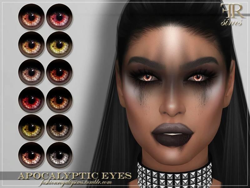 Линзы - FRS Apocalyptic Eyes