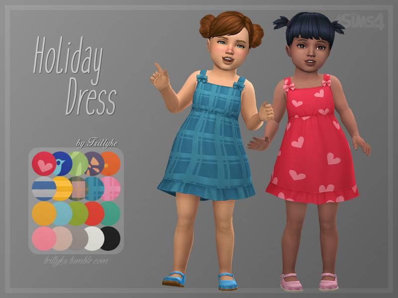 Сарафан - Holiday Dress