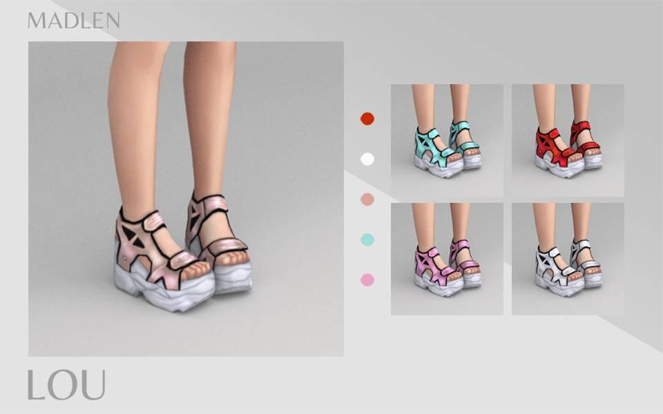 Сандалии - Lou Shoes