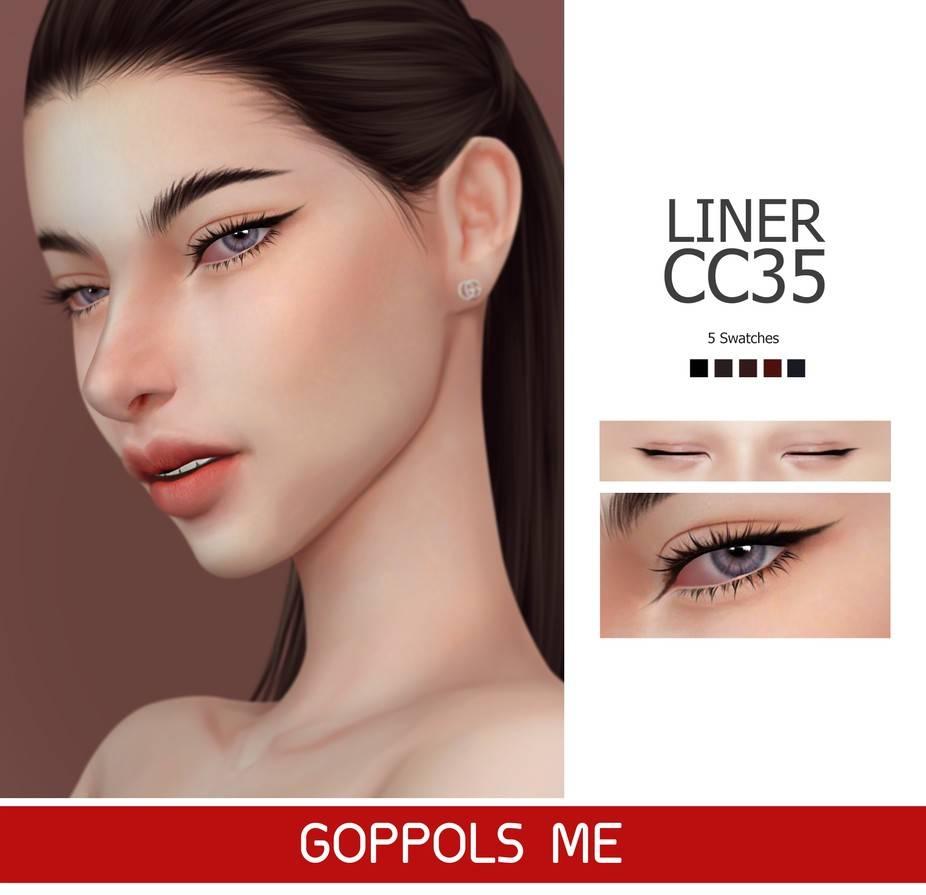 Подводка для глаз - Liner cc35