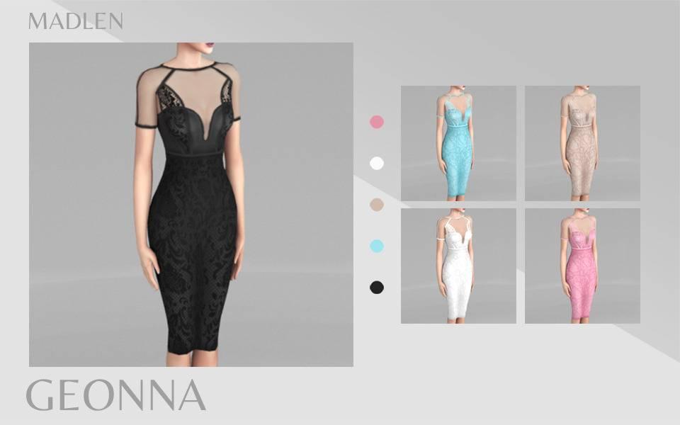 Платье - Geonna Dress