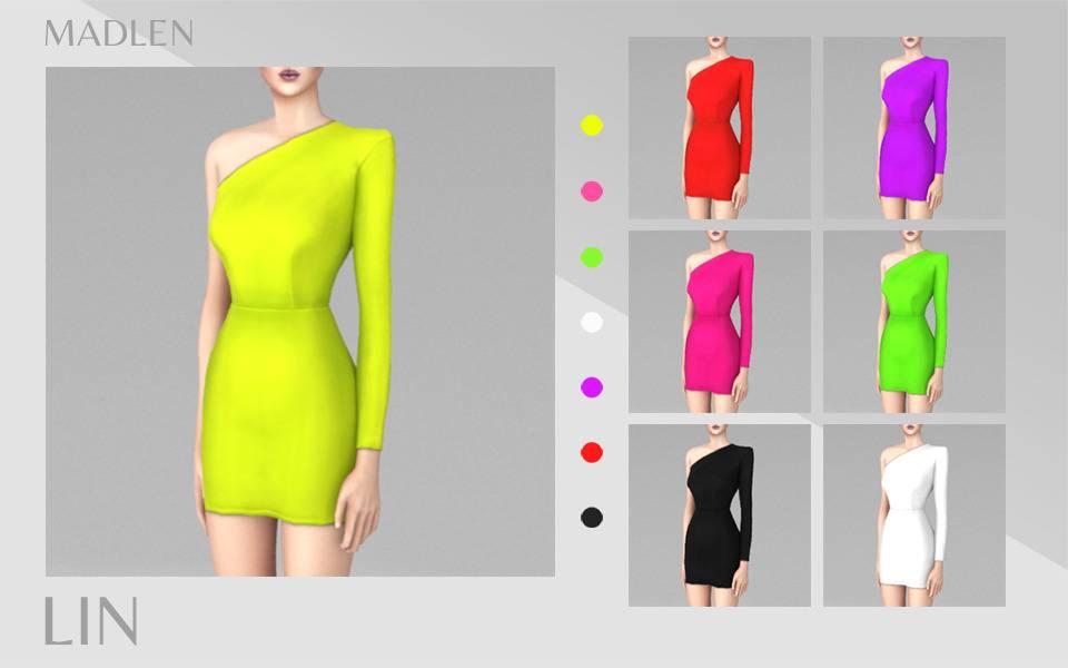 Платье - Lin Dress