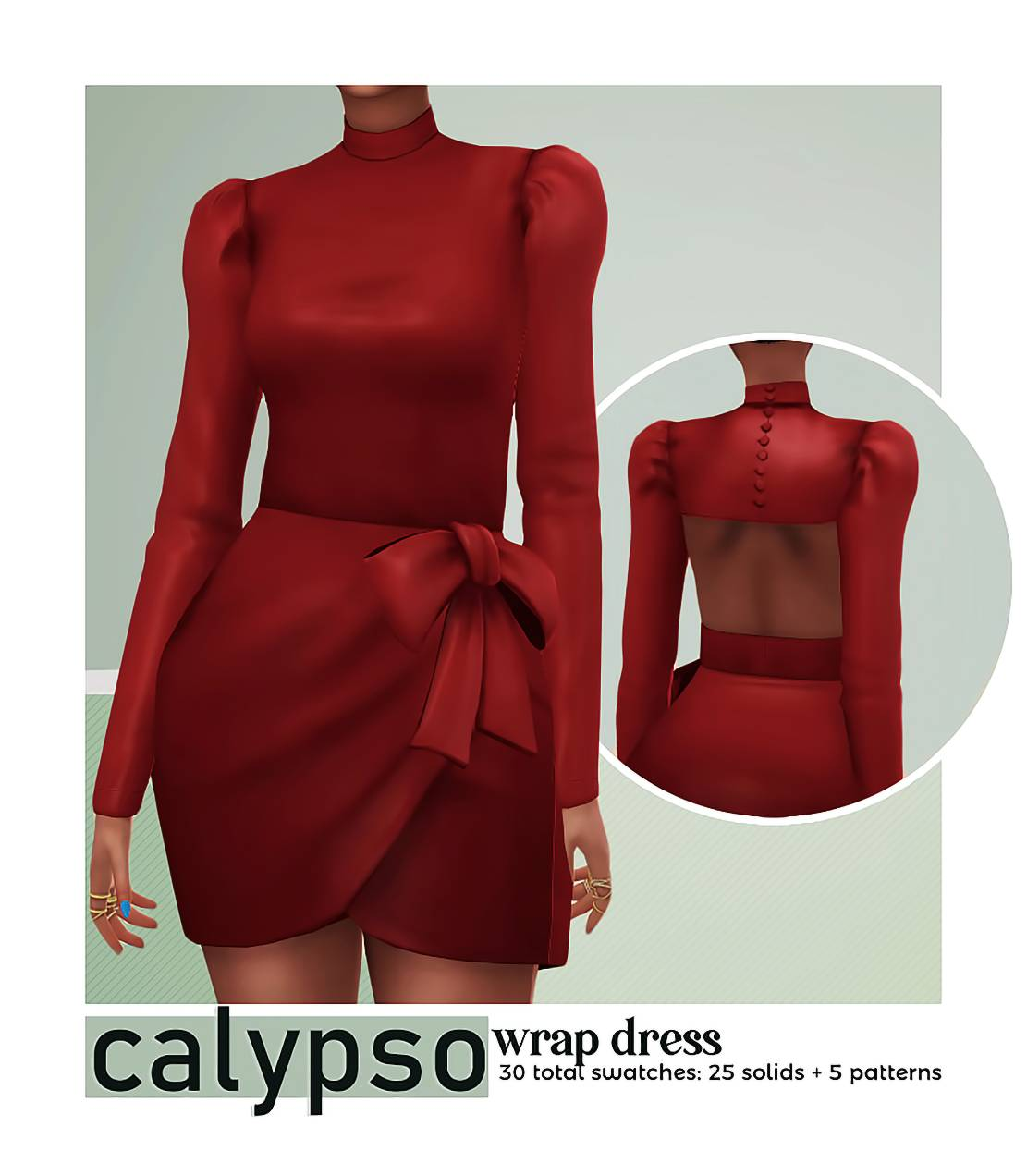 Платье - CALYPSO