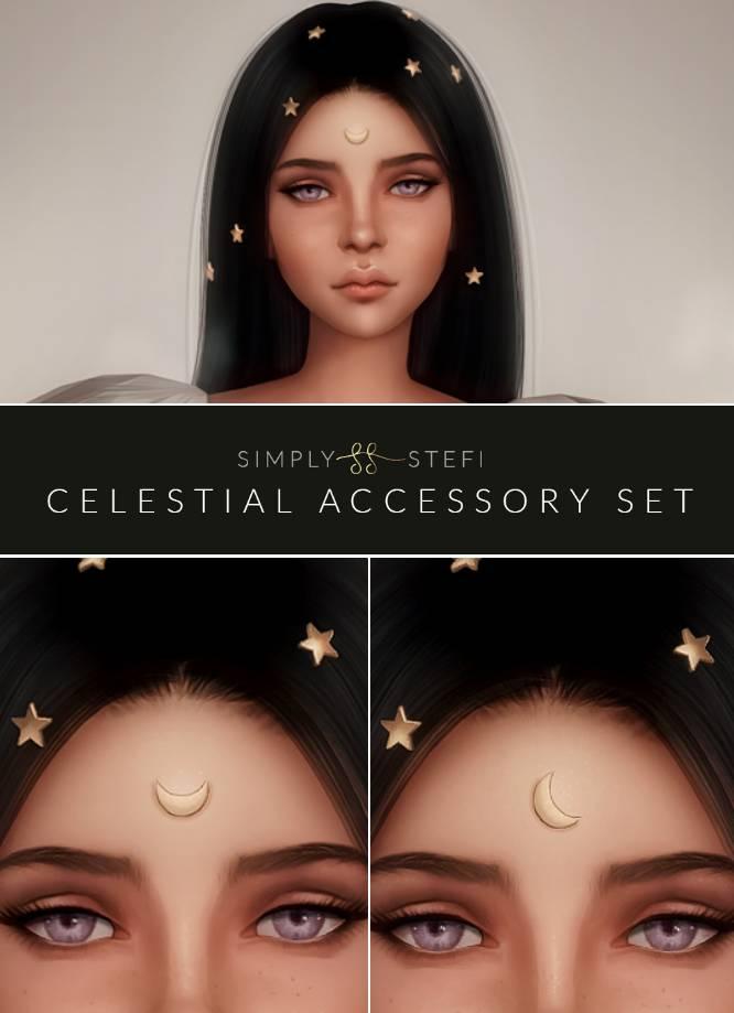 Аксессуары для волос - starlight hair accessory