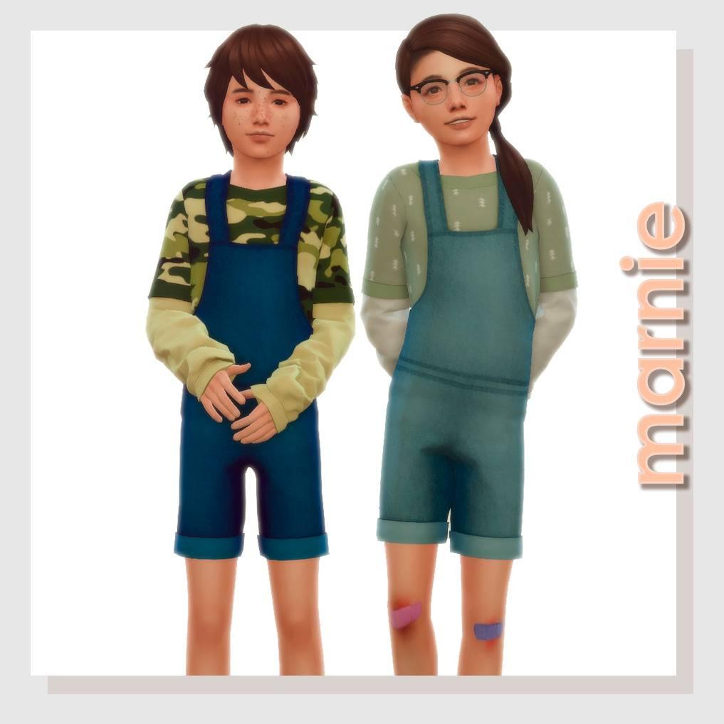 Кофта и комбинезон для детей - MARNIE
