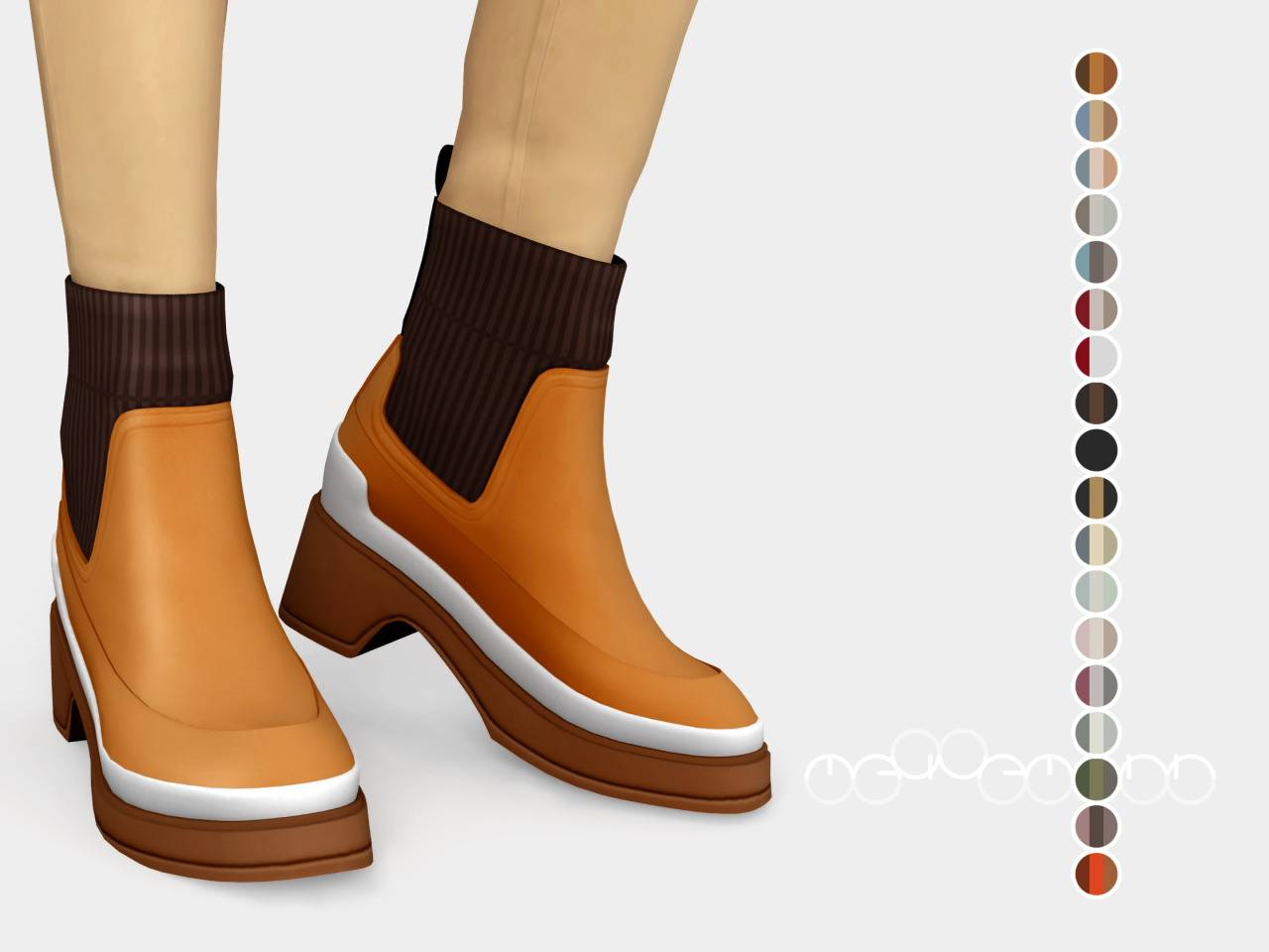 Ботинки - HERMES VADROUILLE ANKLE BOOTS