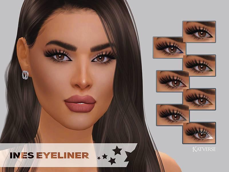 Подводка для глаз - Ines Eyeliner