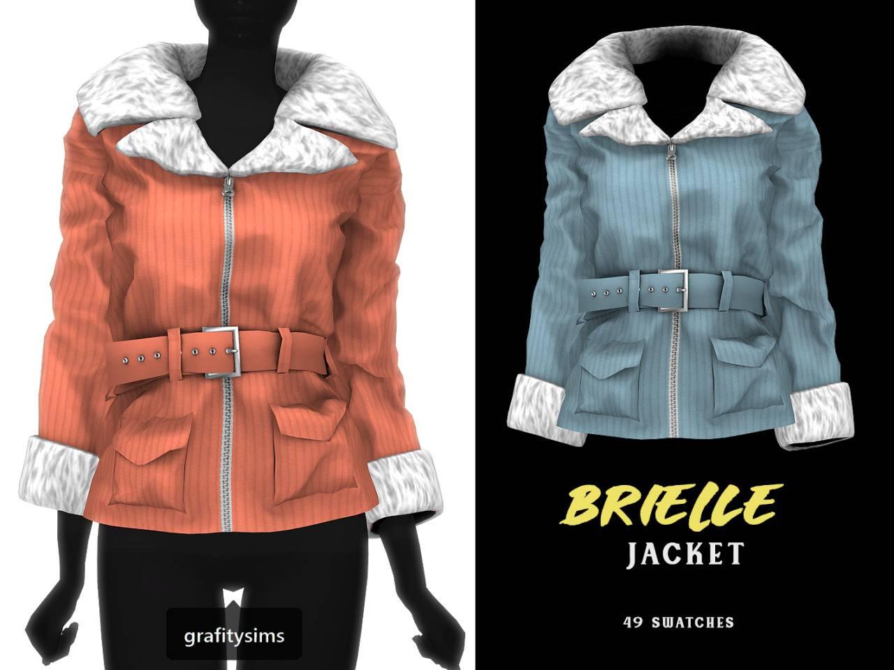 Куртка - Brielle Jacket