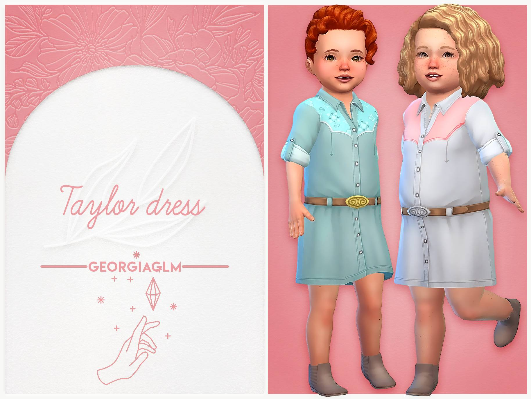Платье - Taylor dress