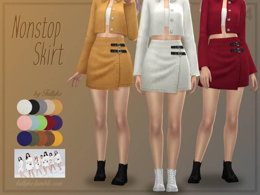 Юбка - Nonstop Skirt