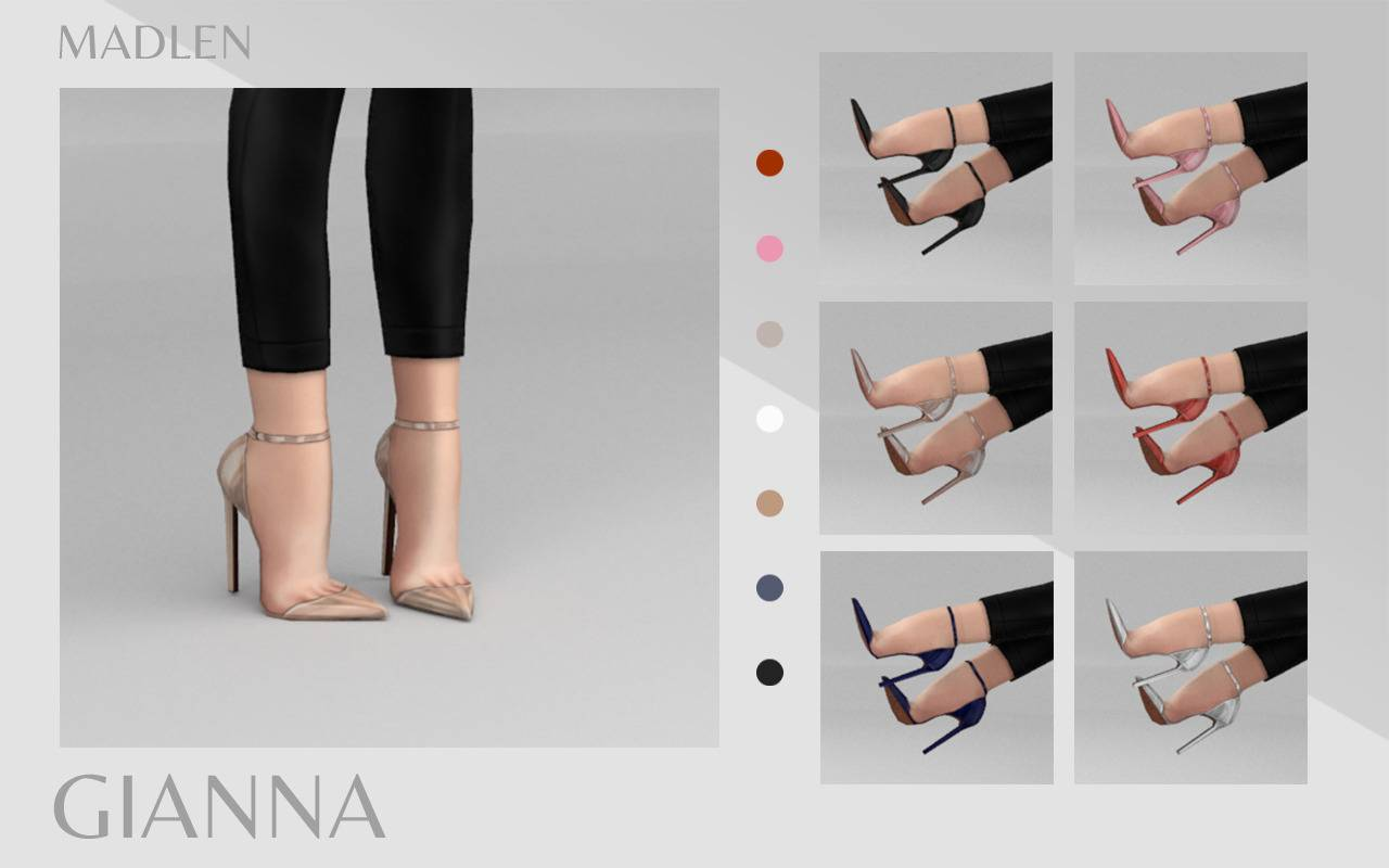 Туфли - Gianna Shoes