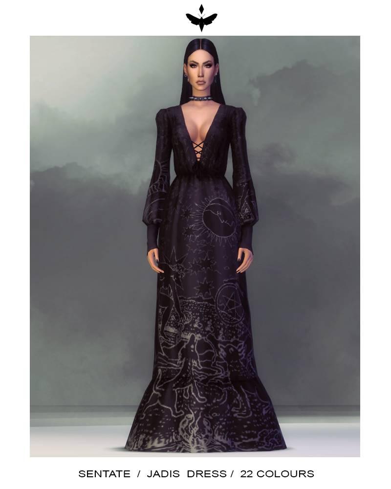 Платье - Jadis Dress