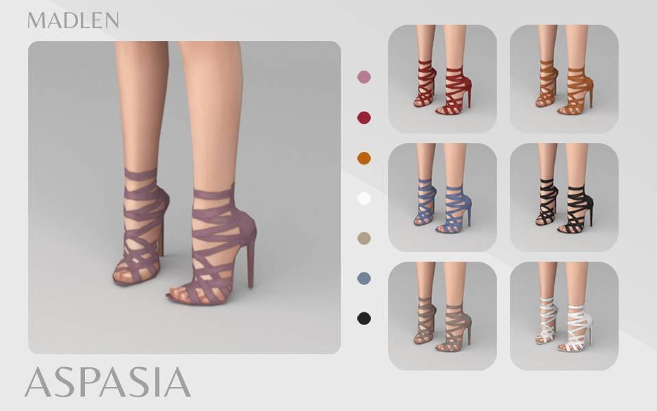 Босоножки - Aspasia Shoes