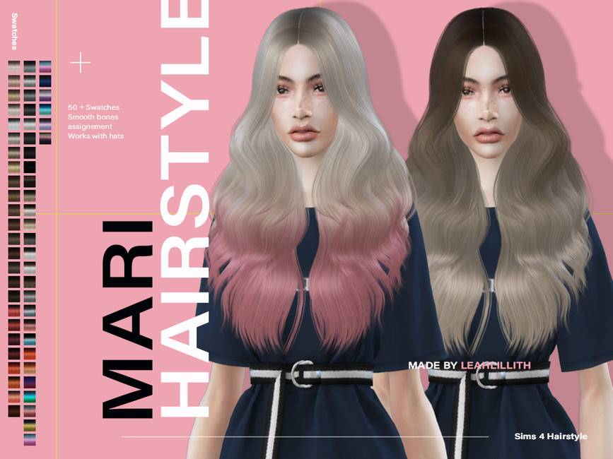 Прическа - Mari Hairstyle