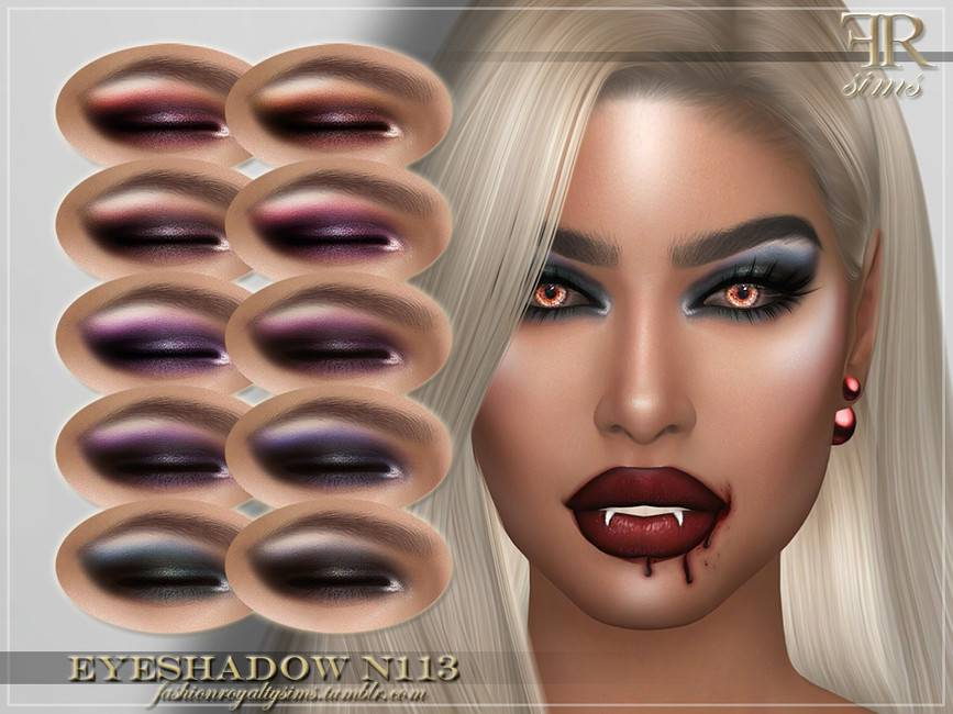 Тени для век - FRS Eyeshadow N113