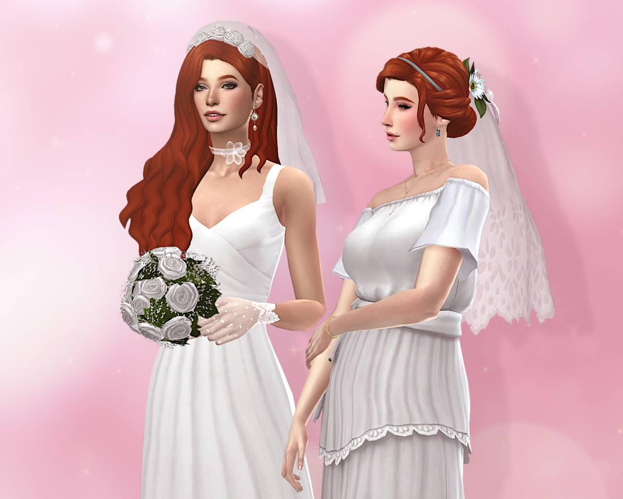 Сет для невест - Daisy & Rose
