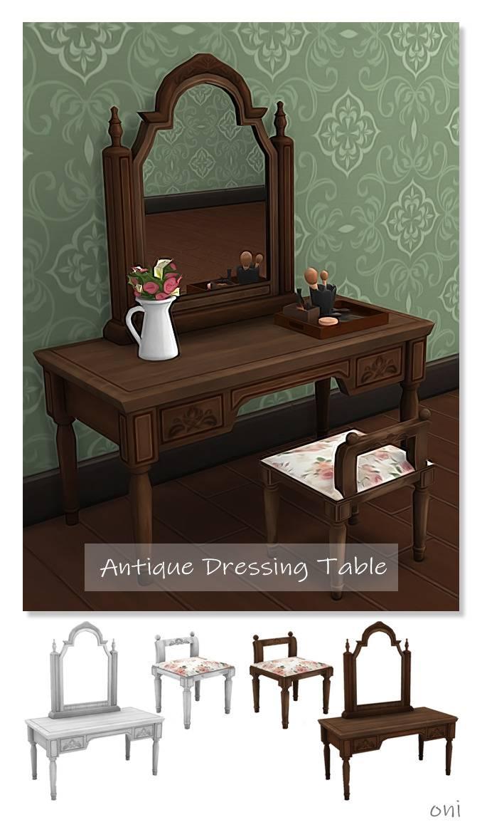 Туалетный столик - Antique Dressing Table