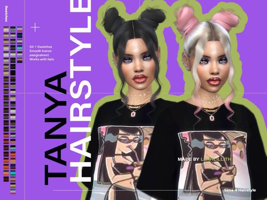 Женская прическа - Tanya Hairstyle