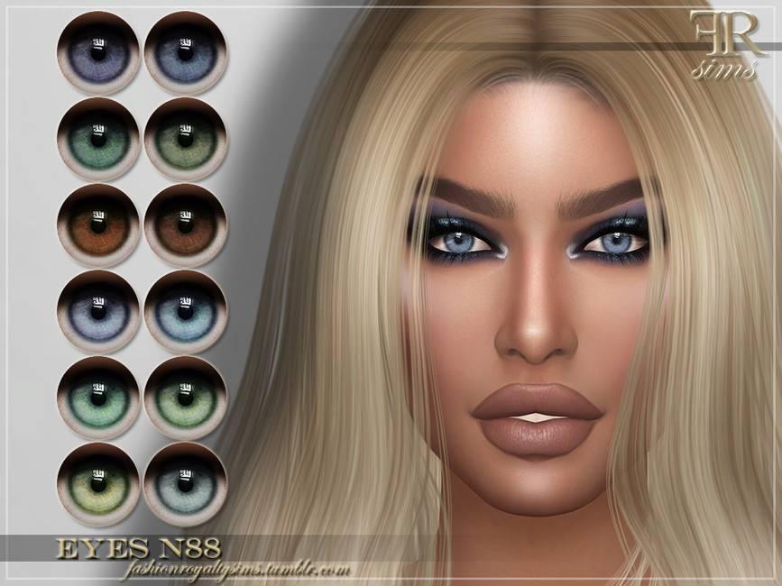 Линзы - FRS Eyes N88