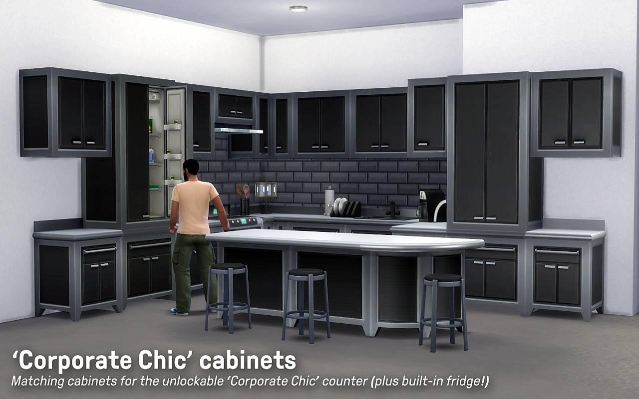 Сет для кухни - Corporate Chic