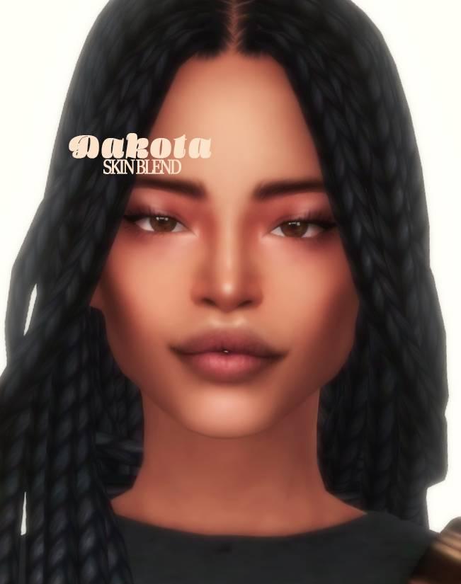 Женский скинтон - Dakota Skin Blend