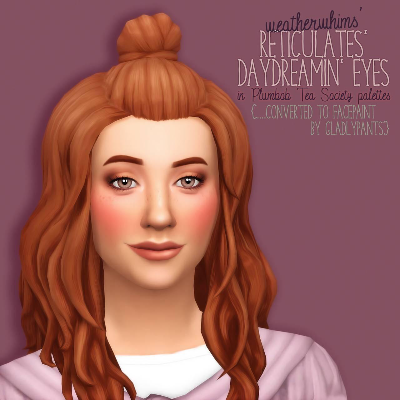 Линзы - Weatherwhims Reticulates Daydreamin Eyes