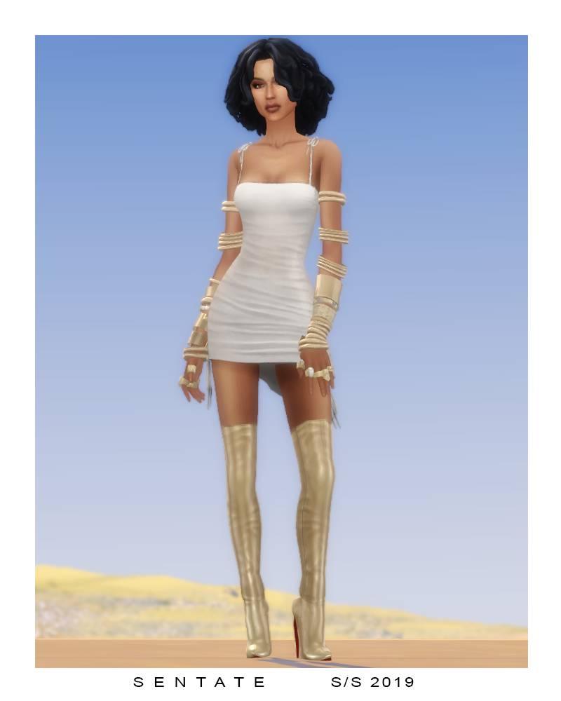 Набор для симки - PAZ DRESS