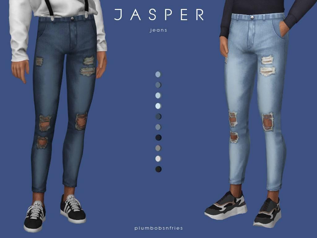 Джинсы - JASPER