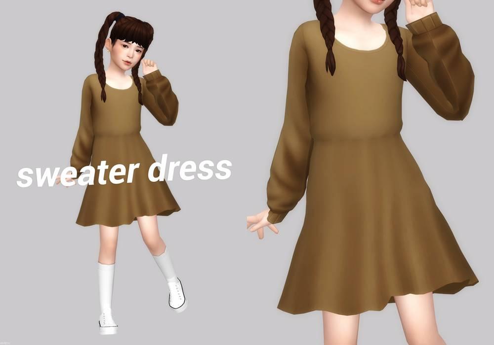 Платье - sweater dress