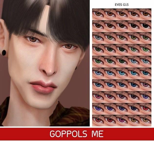 Линзы - Eyes G15